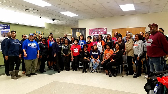 Alumni from several historically Black colleges and universities came together Feb. 15 at Teaneck High School for the HBCU Panel ...
