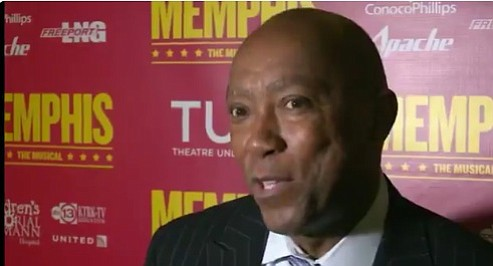 According to KHOU, Mayor Sylvester Turner made a theatrical debut on Tuesday. Although he is used to facing crowds, they ...