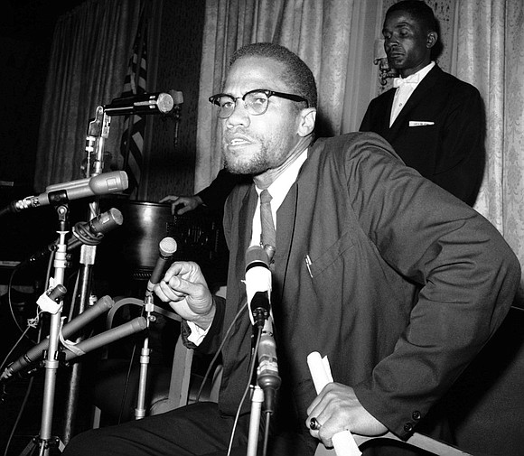 """Malcolm X was reviled and adored during his lifetime thanks to his views of black nationalism and """"by any means ..."""