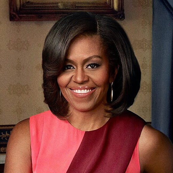Former First Lady Michelle Obama announced Sunday that she would release her first...