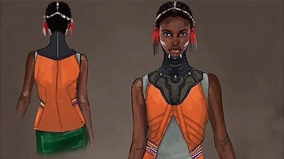 Phillip Boutte, Jr. knows how to make dreams a reality. As the costume illustrator and concept artist for A Wrinkle ...