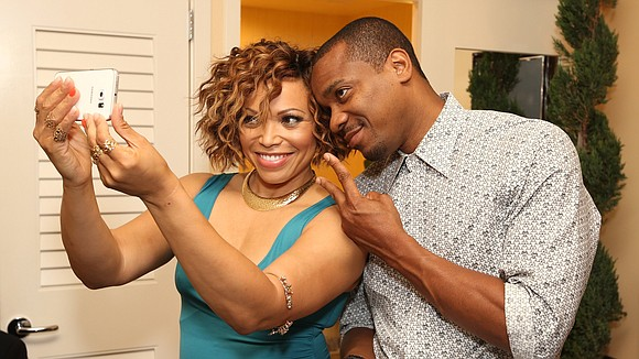 "Tisha Campbell of Martin fame is seeking ""spousal support and joint custody"" in her divorce from Duane Martin, according to ..."