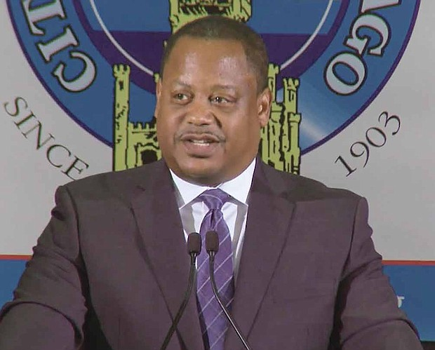 Sixth Ward Alderman, Roderick Sawyer, was recently featured as the guest speaker at the City Club of Chicago's forum on civic and public affairs. He spoke about significant challenges faced by minority communities and minority business owners.