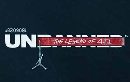 """Unbanned: The Legend of AJ1"""" Tells True Story of the Original Air Jordan, the Shoe that Defied Everything"""