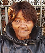 Respect for each other's race. People don't respect all races equally.—Elizabeth Patilla, Retired, Roxbury