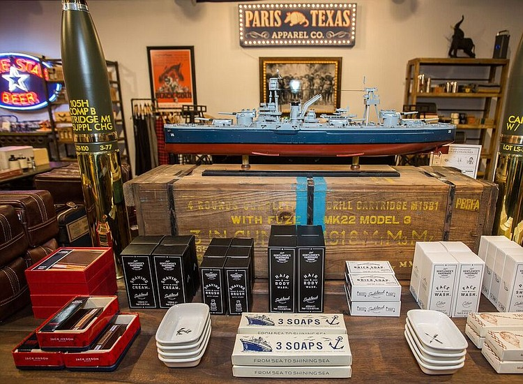 Locally Owned And Operated Store Paris Texas Apparel Co. Is Moving To An  Expanded New
