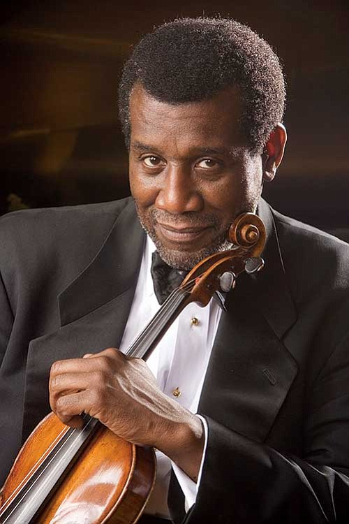 One of only a few African-Americans to find success in classical music, violist Marcus Thompson has garnered critical acclaim since ...