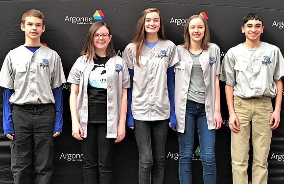 Students in Troy Middle School's Science Bowl recently scored well in the preliminary competition at the 2018 Argonne National Laboratory ...
