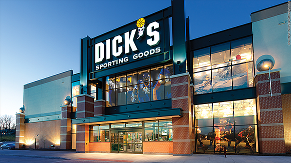 Dick's Sporting Goods took a major stance against gun violence today. Chairman and CEO Edward W. Stack penned a letter ...
