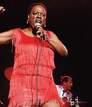 "A talented and gregarious soul singer struggles to find her health and voice again in ""Miss Sharon Jones,"" one of more than dozen movies to get a screening for Women's History Month during the month of March at the Hollywood Theater in northeast Portland."