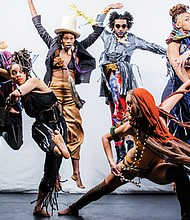 The bold and innovative dance group Urban Bush Women will perform, Thursday through Saturday, March 1-3 at 8 p.m. at the Newmark Theater, downtown, in addition to a special community workshop on Saturday, March 3 at 1 p.m. at the June Key Delta Community Center, 5940 N. Albina Ave.