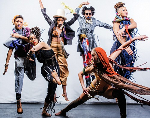 A celebrated dance group known for their power and humor in addressing gender identity and racial inequality will perform three ...