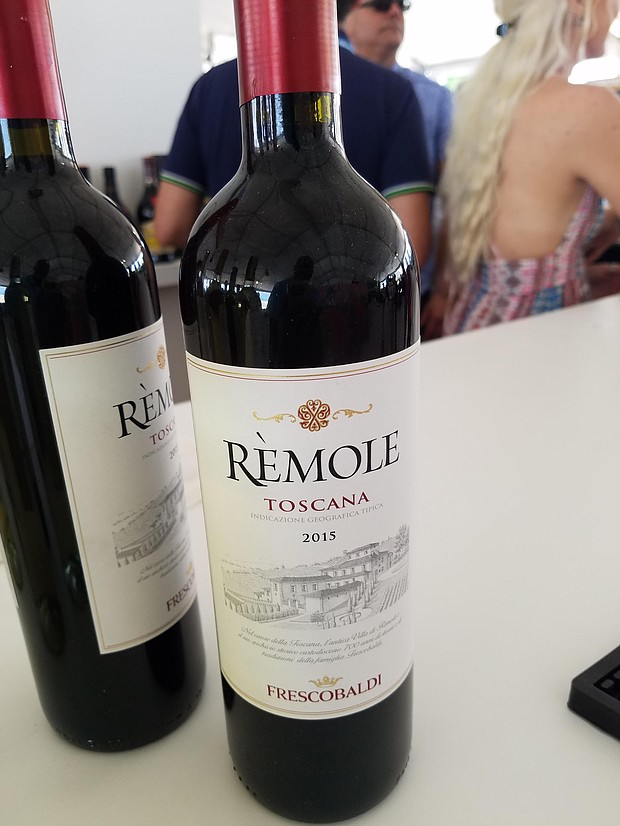 The recent Food Network South Beach Food and Wine Festival was a showcase for some of the world's greatest wines and an opportunity for members of the public to taste t he newest wines to come to their favorite wine shop this spring and summer.