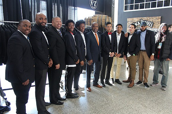 More than 1,000 young men in Newark recently attended the Pathways to Success: Boys and Young Men of Color Opportunity ...