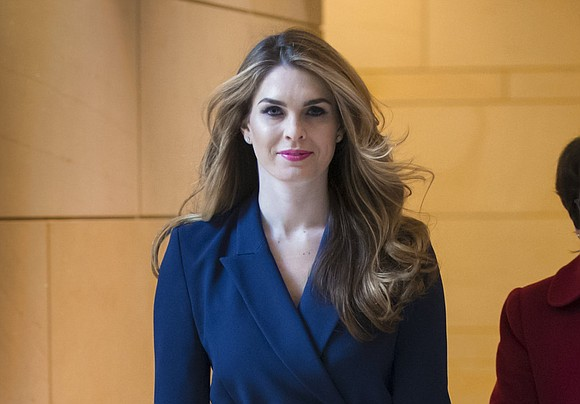 White House communications director Hope Hicks, one of President Donald Trump's most trusted and longest-serving aides, abruptly announced her resignation, ...