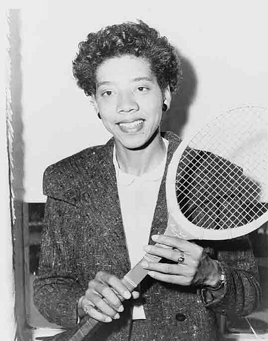 She was the first African American to win the Grand Slam title at the U.S. Open, and now her..