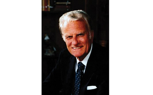 Billy Graham: Friends, family and the famous pay respects