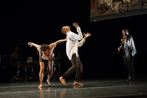 For five years now, Camille A. Brown had been processing a dance trilogy that aims to engage audiences beyond their ...