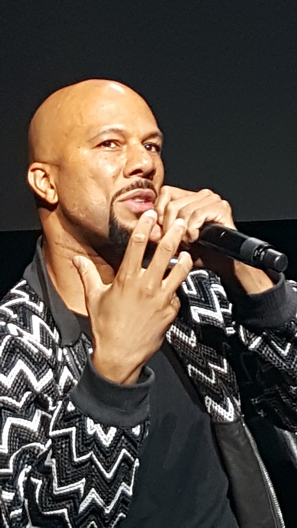 Oscar winner, Brother Common, is coming to Harlem and taking to the stage to lend his voice to the premiere ...