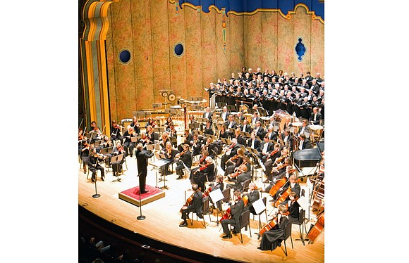 The Richmond Symphony is collaborating with the City of Richmond and civic organizations to produce community festivals under the Big ...
