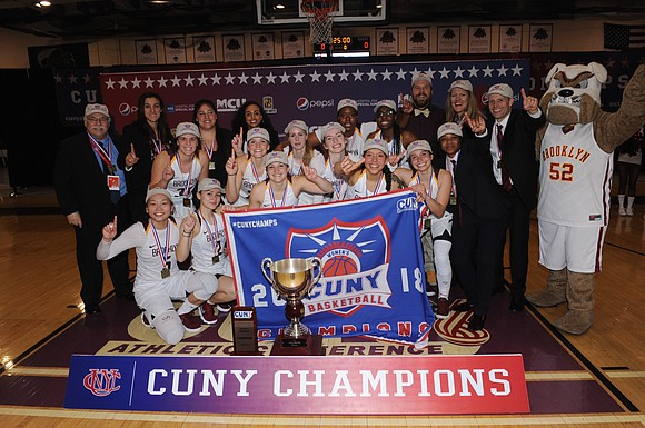 It was a win long in the making. Friday, Brooklyn College women's basketball won its first City University of New ...