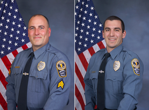 A grand jury passed down a 10-count indictment, charging two former Georgia-based cops after...