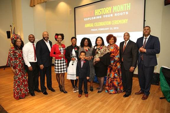 Feb. 23, Newark Beth Israel Medical Center and Children's Hospital of New Jersey hosted its annual Black History Month Celebration ...