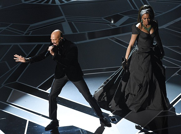 Hollywood seized the microphone at Sunday's Oscars and wasn't shy about its passions, sprinkling political moments throughout a show that ...