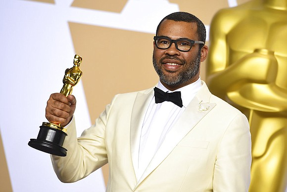 "Jordan Peele had to dig deep to get the horror-satire ""Get Out"" to the screen, and his reward was the ..."