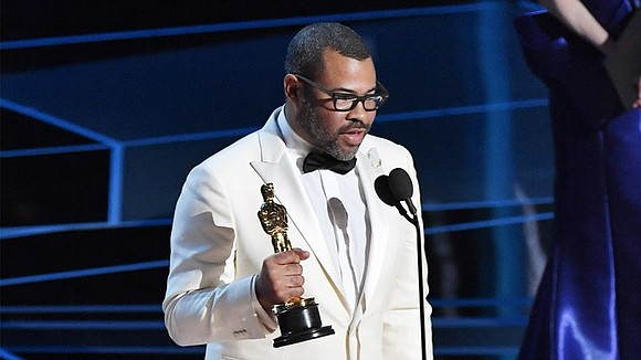 """At last night's 90th Annual Academy Awards ceremony, """"Get Out"""" writer/director/actor Jordan Peele won the Oscar for Best Original Screenplay, ..."""
