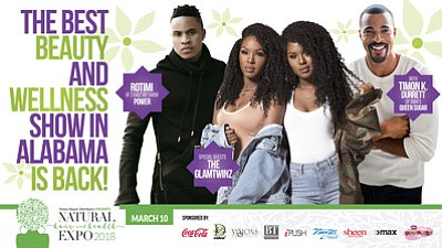 Reloaded for 2018, the Visions Beauty Natural Hair and Health Expo (NHHE) kicks off its seventh annual beauty and wellness ...