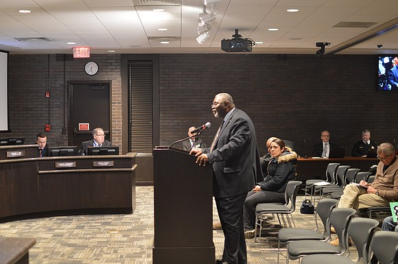 Larry Ivory, the CEO of the Illinois Black Chamber of Commerce told Joliet's city council this week that it needs ...