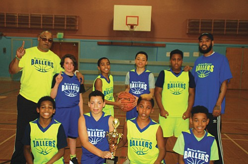 Congratulations to the Portland Observer Ballers, a sixth grade youth basketball team from north and northeast Portland playing in the ...
