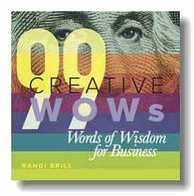 Writing a creativity book is one of Chicagoan Randi Brill's big milestones and she just reached another. Her new book, ...