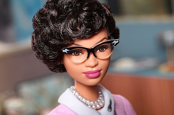 """A once-""""hidden figure"""" from NASA's history is being celebrated by one of the most well-known toy lines in the world. ..."""