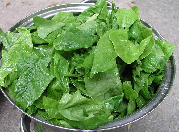 When I was a kid, the only way my mom got me to eat my spinach was to sing a ...