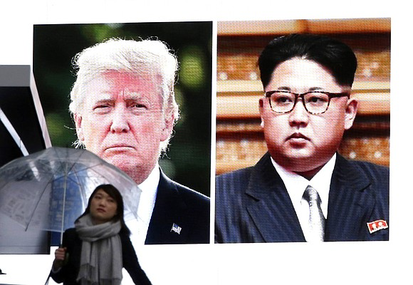 North Korean dictator Kim Jong Un and President Donald Trump plan to meet in May for nuclear disarmament talks, a ...