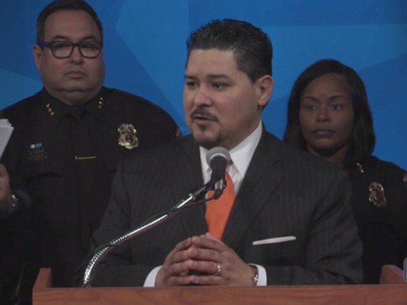 Houston in shock over Houston ISD Superintendent Richard A. Carranza