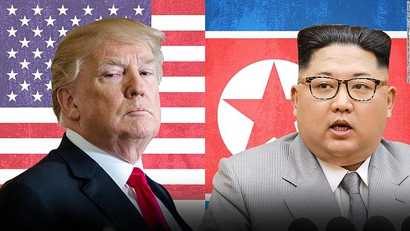 North Korea state media reported Monday that leader Kim Jong Un and US President Donald Trump will discuss denuclearization and ...