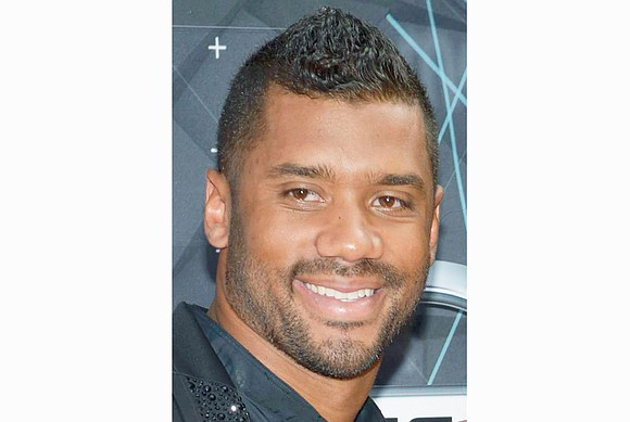 Russell Wilson's baseball comeback has ended, but not without some notable action on the field — and generosity off it.