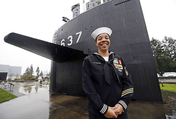 When the U.S. Navy sought the first female sailors to serve on submarines, Suraya Mattocks raised her hand because she ...