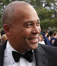"Former Massachusetts Gov. Deval Patrick said that a run for the White House in 2020 is on his ""radar screen."" It's the firmest indication yet that the political confidante of Barack Obama is weighing a bid for the presidency. (AP Photo/Steven Senne, File)"
