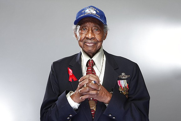 Floyd Carter Sr., a Tuskegee Airman who was awarded a Congressional Gold Medal, has died at the age of 95, ...