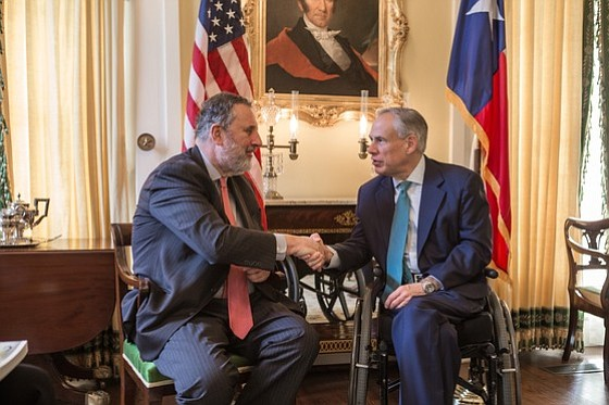 Governor Greg Abbott today met with Ambassador of the Netherlands to the United States Henne Schuwer to discuss opportunities for ...