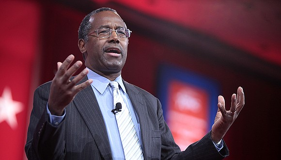 "The NAACP says it is deeply concerned by Secretary of Housing and Urban Development Ben Carson's ""move to dilute the ..."