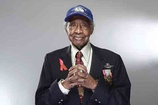 Floyd Carter Jr., a true American hero, has died at the age of 95. The former Tuskegee airman..