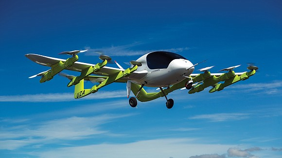 Google cofounder Larry Page's flying taxi project is cleared for take off. Kitty Hawk, the Silicon Valley startup backed by ...