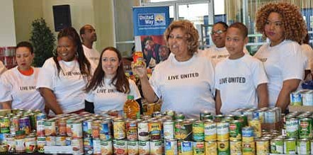 April Food Day began in 2013 when a United Way of Metro Chicago noticed that food pantries needed help restocking ...