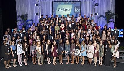 2018 Disney Dreamers Academy