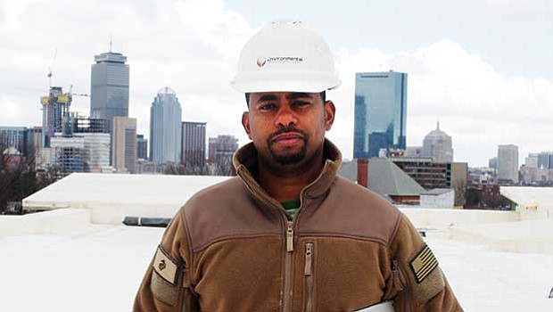 Environmental Systems Engineering CEO Abdul Barrie.